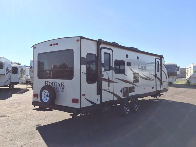 2016 KODIAK EXPRESS ULTRA LITE 264RLS