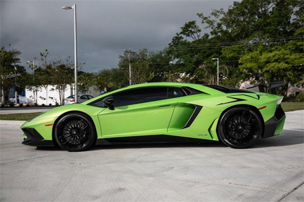 2016 Used Lamborghini Aventador Lp750 4 Superveloce At Lamborghini