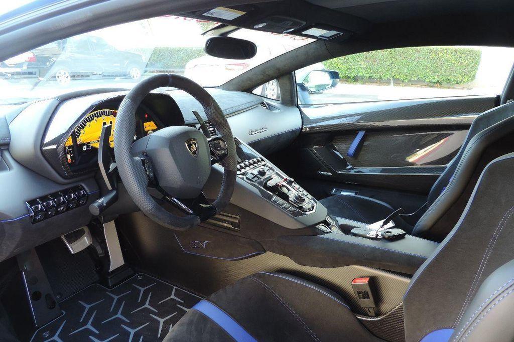 2016 Lamborghini Aventador SV  - 14153343 - 18