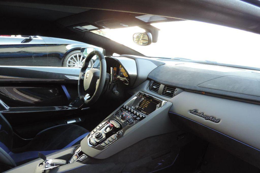 2016 Lamborghini Aventador SV  - 14153343 - 27