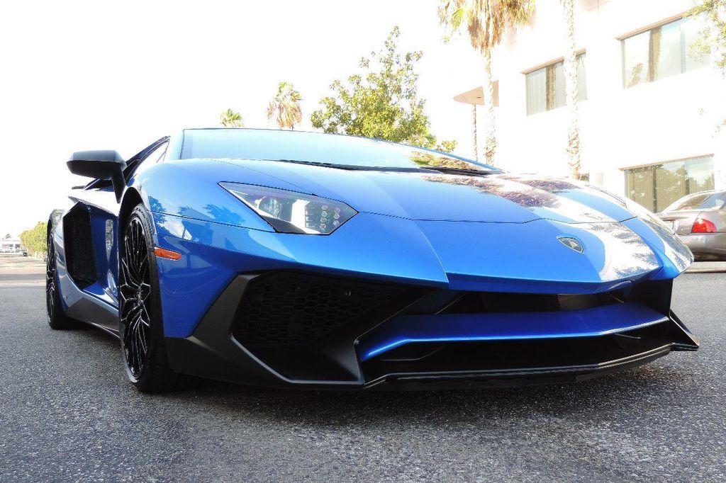 2016 Lamborghini Aventador SV  - 14153343 - 34