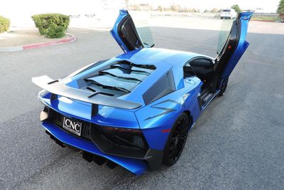 2016 Lamborghini Aventador SV  - Click to see full-size photo viewer