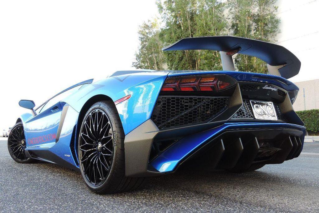 2016 Lamborghini Aventador SV  - 14153343 - 68