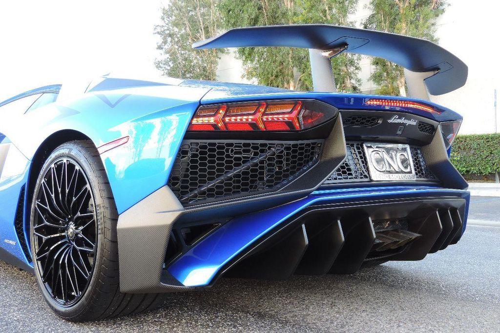 2016 Lamborghini Aventador SV  - 14153343 - 69