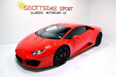 2016 Lamborghini HURACAN LP580-2 * ONLY 3,240 Miles...Giant Options! - Click to see full-size photo viewer