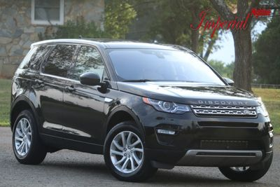 2016 Land Rover Discovery Sport AWD 4dr HSE SUV