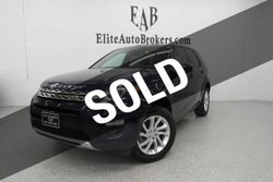 2016 Land Rover Discovery Sport - SALCR2BG2GH549776