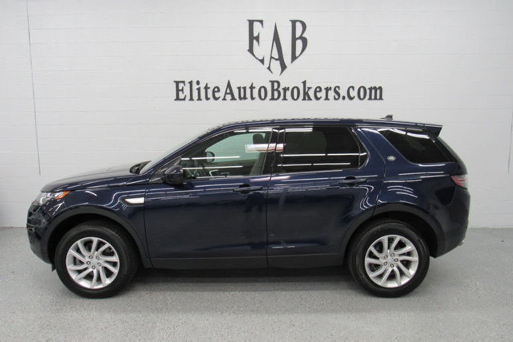 2016 Land Rover Discovery Sport AWD 4dr HSE - 18133191 - 1