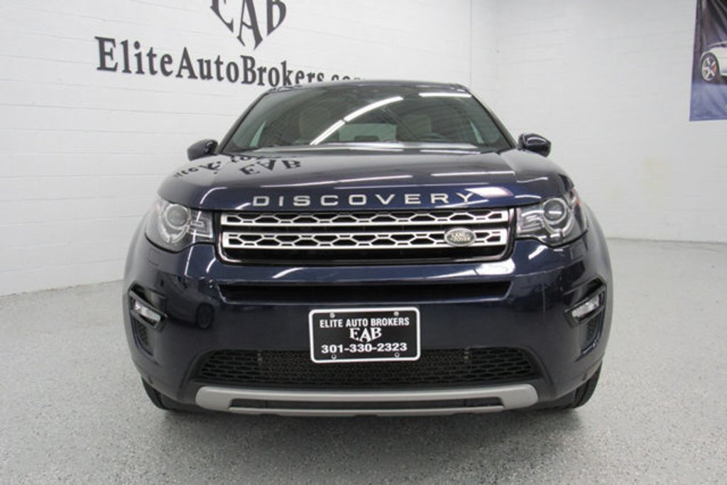 2016 Land Rover Discovery Sport AWD 4dr HSE - 18133191 - 2