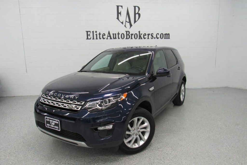 2016 Land Rover Discovery Sport AWD 4dr HSE - 18133191 - 52