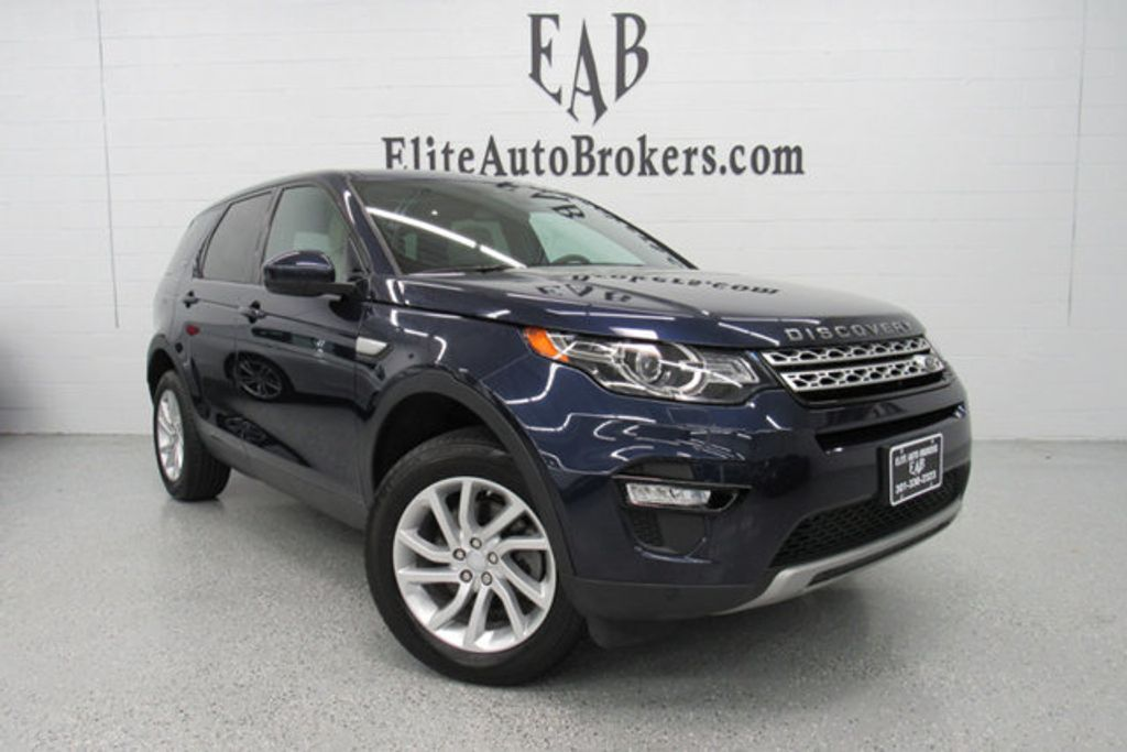 2016 Land Rover Discovery Sport AWD 4dr HSE - 18133191 - 6