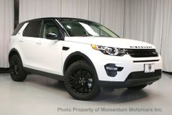 2016 Land Rover Discovery Sport - SALCR2BG3GH598971