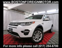 2016 Land Rover Discovery Sport - SALCR2BG0GH559237