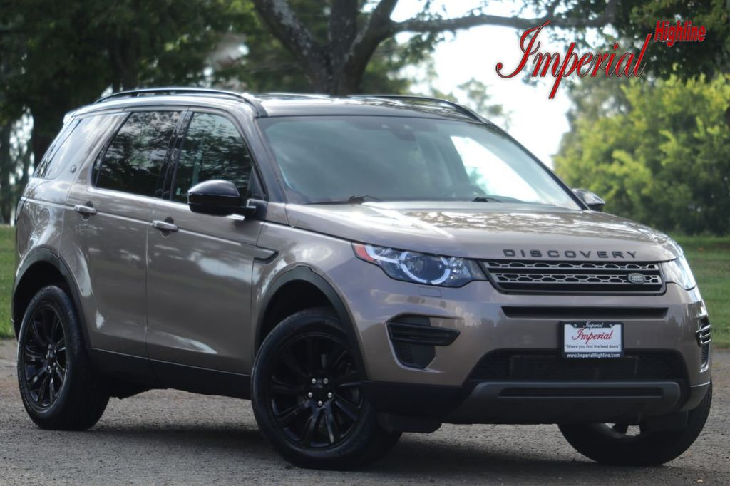 2016 Land Rover Discovery Sport AWD 4dr SE - 19152520 - 0