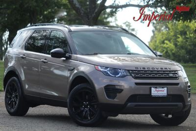 2016 Land Rover Discovery Sport AWD 4dr SE SUV