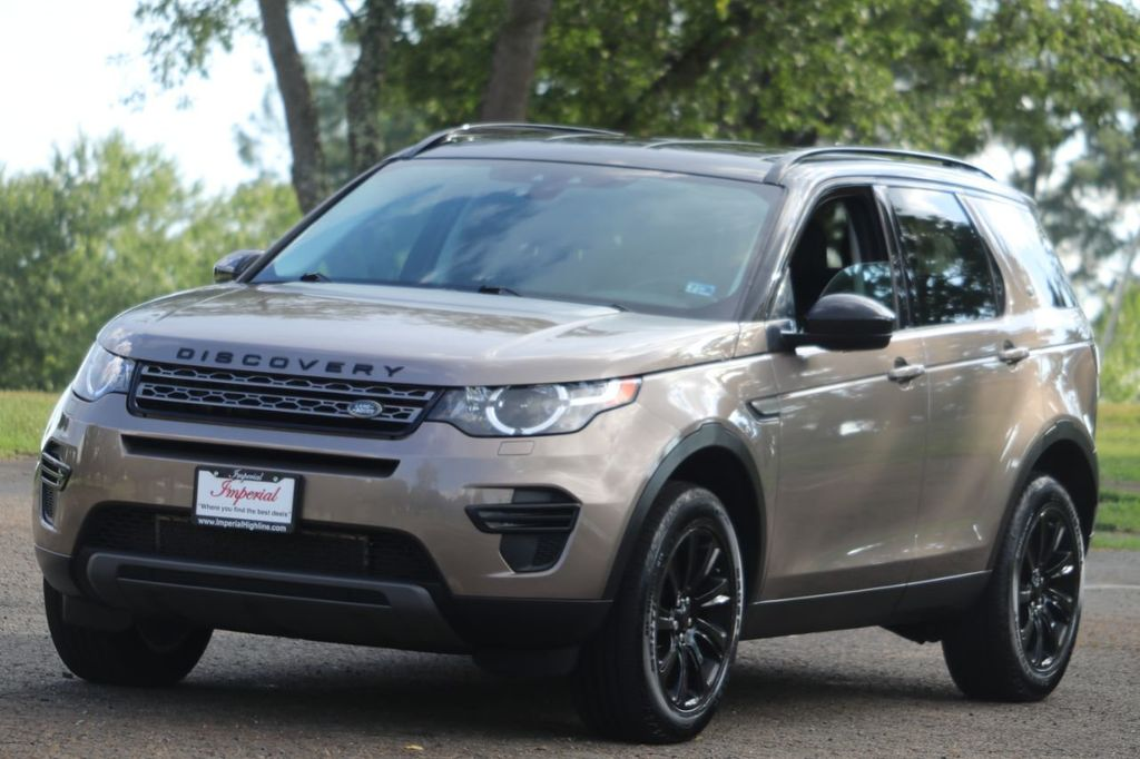 2016 Land Rover Discovery Sport AWD 4dr SE - 19152520 - 2