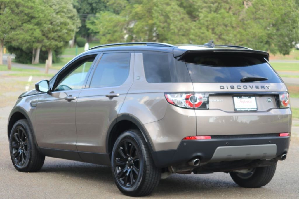 2016 Land Rover Discovery Sport AWD 4dr SE - 19152520 - 4