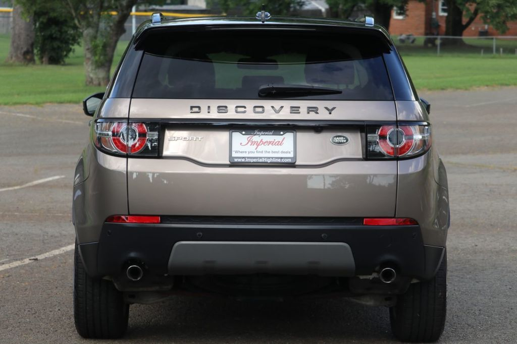 2016 Land Rover Discovery Sport AWD 4dr SE - 19152520 - 5