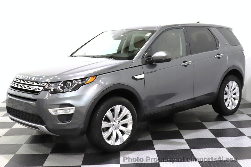 2016 Land Rover Discovery Sport CERTIFIED DISCOVERY SPORT HSE LUXURY 7 passenger AWD - 18587084 - 11