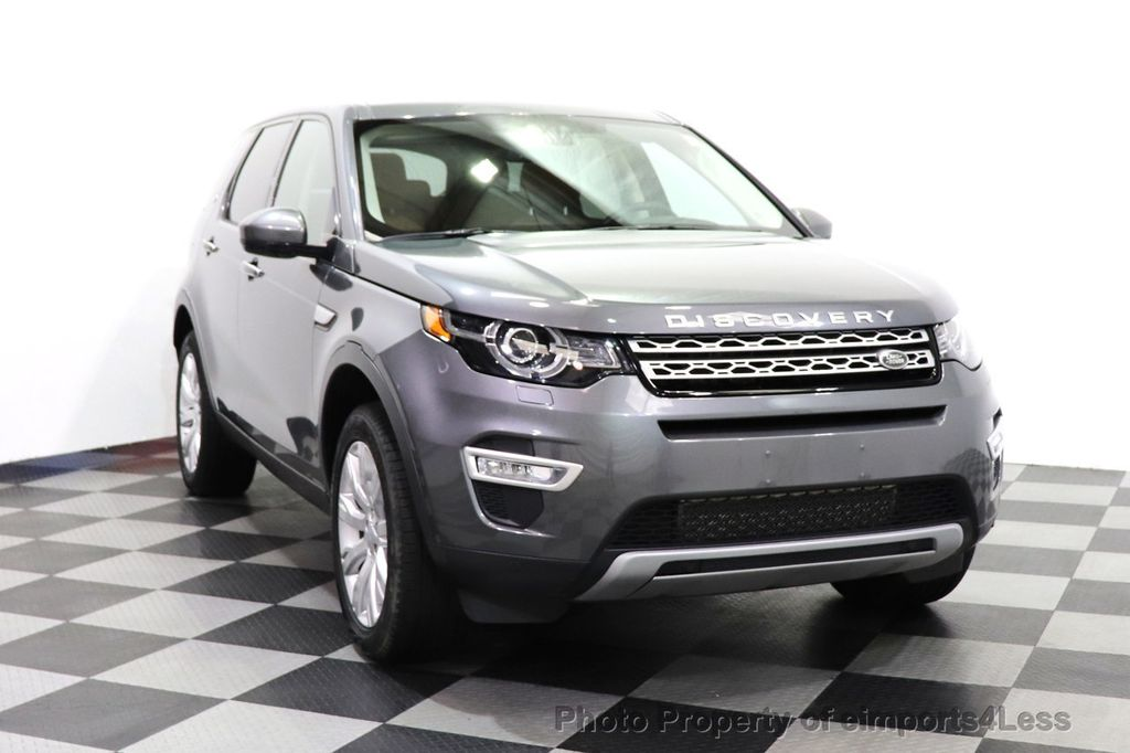 2016 Land Rover Discovery Sport CERTIFIED DISCOVERY SPORT HSE LUXURY 7 passenger AWD - 18587084 - 12