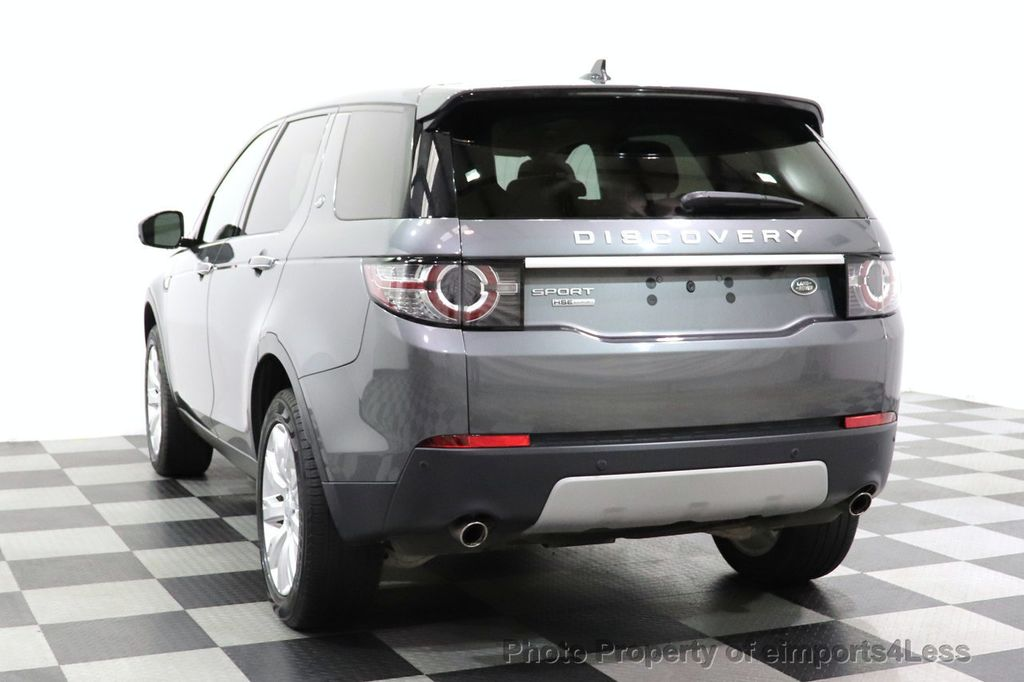2016 Land Rover Discovery Sport CERTIFIED DISCOVERY SPORT HSE LUXURY 7 passenger AWD - 18587084 - 13
