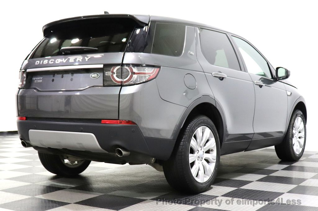 2016 Land Rover Discovery Sport CERTIFIED DISCOVERY SPORT HSE LUXURY 7 passenger AWD - 18587084 - 15