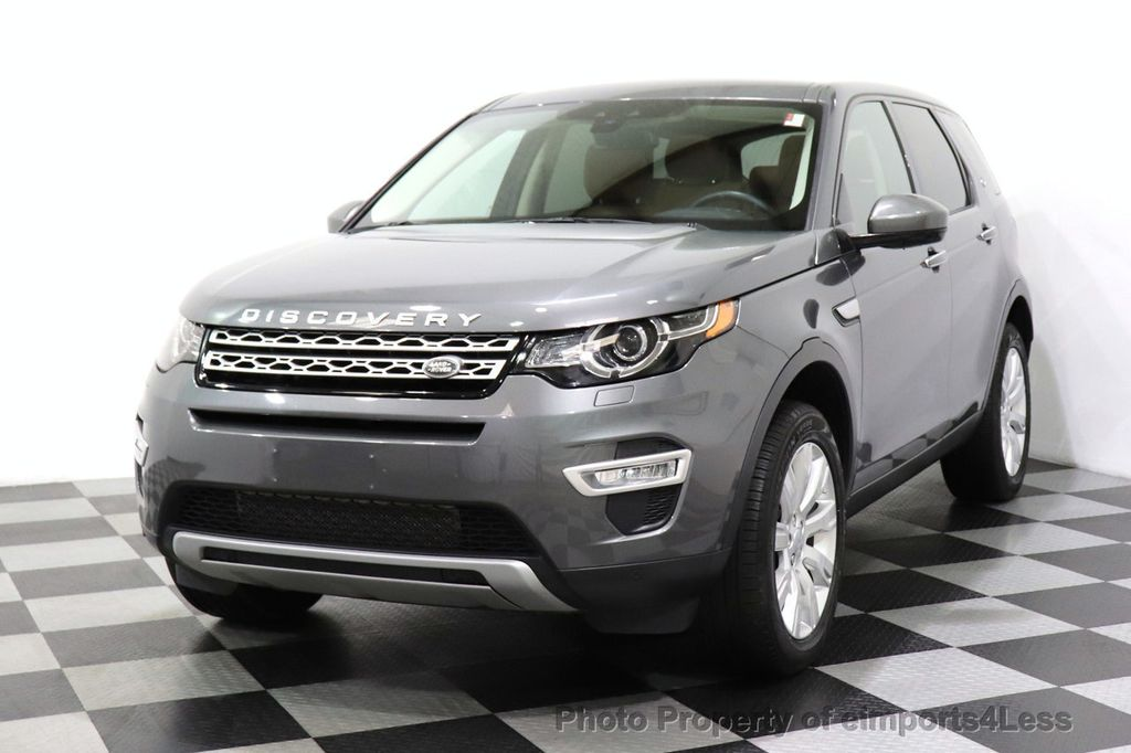 2016 Land Rover Discovery Sport CERTIFIED DISCOVERY SPORT HSE LUXURY 7 passenger AWD - 18587084 - 23