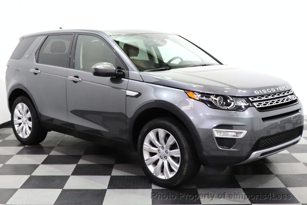2016 Land Rover Discovery Sport CERTIFIED DISCOVERY SPORT HSE LUXURY 7 passenger AWD - 18587084 - 24