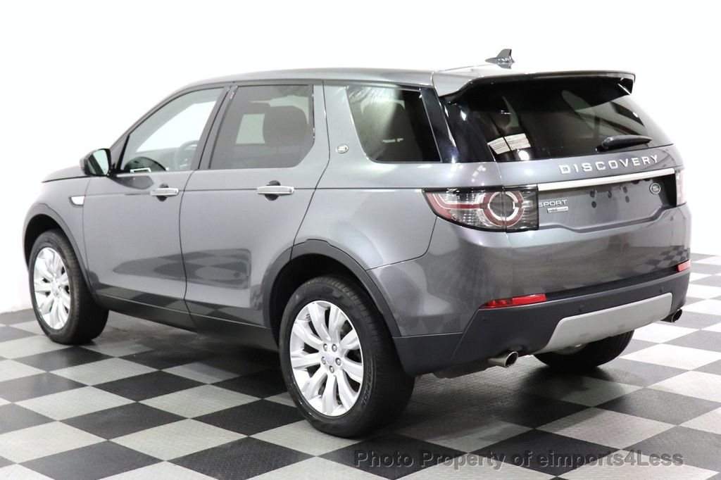 2016 Land Rover Discovery Sport CERTIFIED DISCOVERY SPORT HSE LUXURY 7 passenger AWD - 18587084 - 25