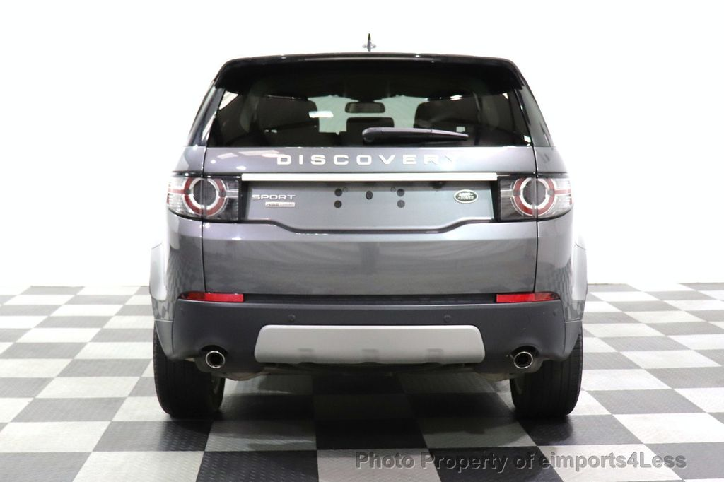 2016 Land Rover Discovery Sport CERTIFIED DISCOVERY SPORT HSE LUXURY 7 passenger AWD - 18587084 - 26