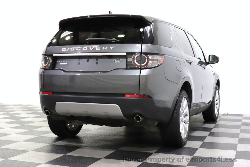 2016 Land Rover Discovery Sport CERTIFIED DISCOVERY SPORT HSE LUXURY 7 passenger AWD - 18587084 - 27