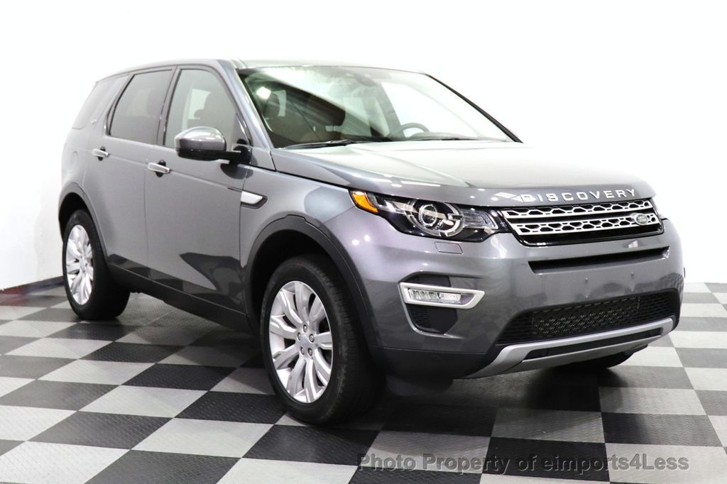 2016 Land Rover Discovery Sport CERTIFIED DISCOVERY SPORT HSE LUXURY 7 passenger AWD - 18587084 - 2