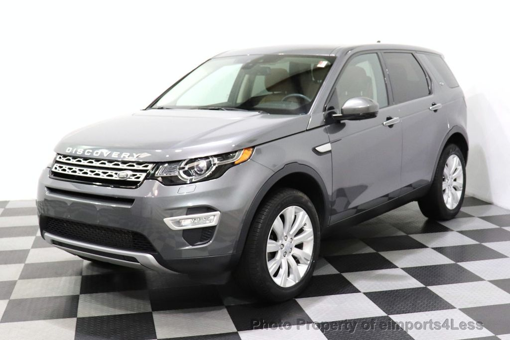 2016 Land Rover Discovery Sport CERTIFIED DISCOVERY SPORT HSE LUXURY 7 passenger AWD - 18587084 - 38