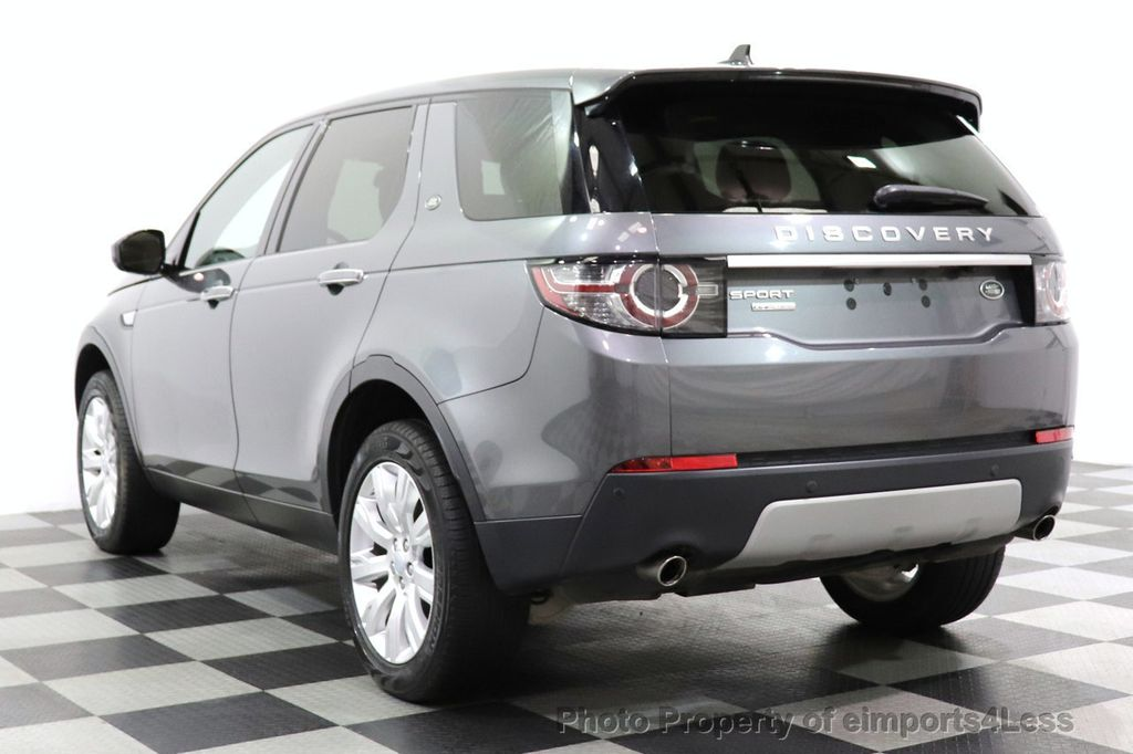 2016 Land Rover Discovery Sport CERTIFIED DISCOVERY SPORT HSE LUXURY 7 passenger AWD - 18587084 - 3
