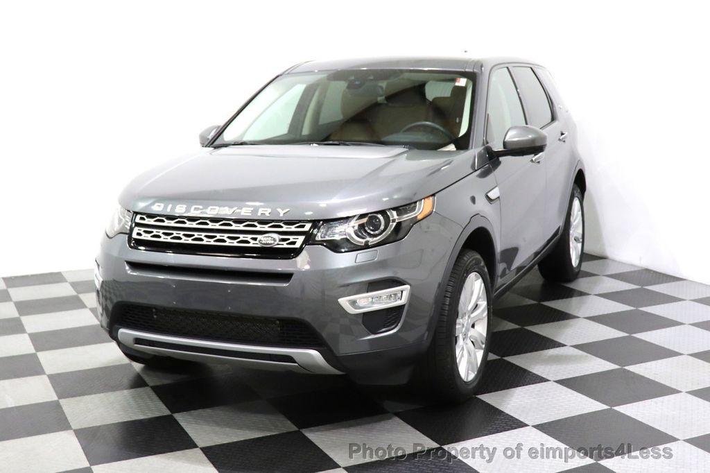 2016 Land Rover Discovery Sport CERTIFIED DISCOVERY SPORT HSE LUXURY 7 passenger AWD - 18587084 - 39