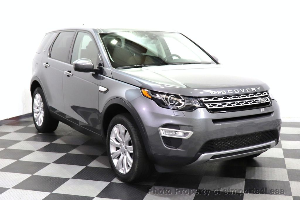 2016 Land Rover Discovery Sport CERTIFIED DISCOVERY SPORT HSE LUXURY 7 passenger AWD - 18587084 - 40