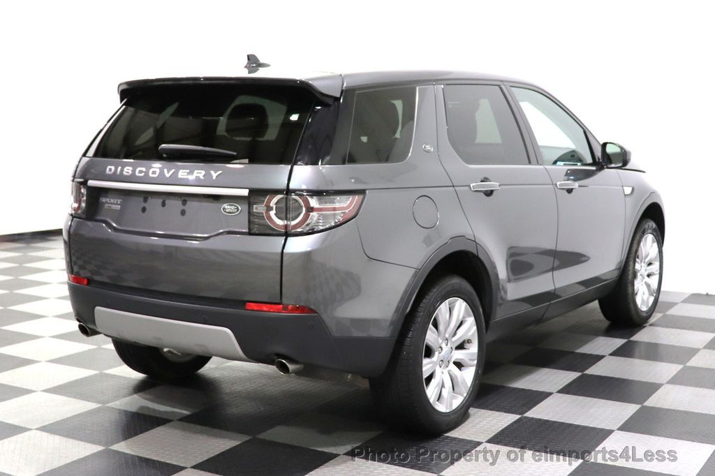 2016 Land Rover Discovery Sport CERTIFIED DISCOVERY SPORT HSE LUXURY 7 passenger AWD - 18587084 - 41