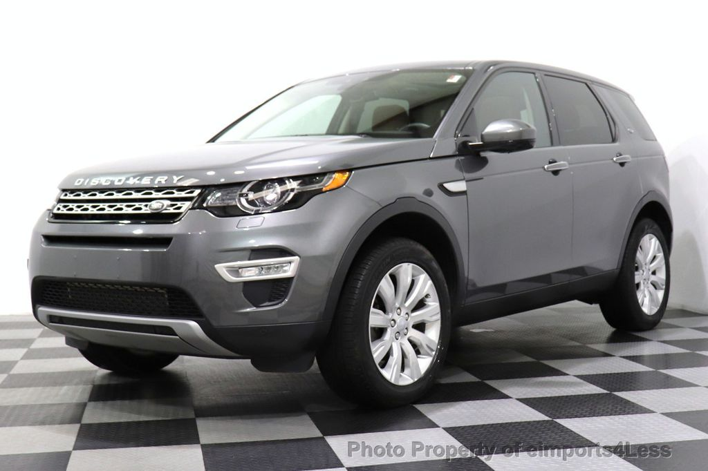 2016 Land Rover Discovery Sport CERTIFIED DISCOVERY SPORT HSE LUXURY 7 passenger AWD - 18587084 - 46