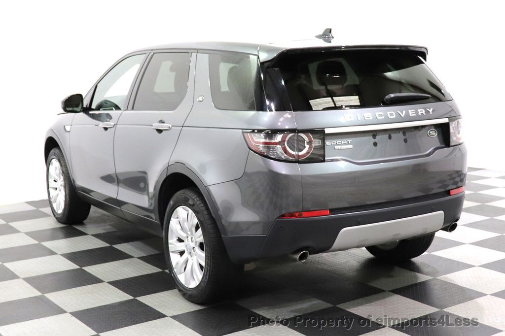 2016 Land Rover Discovery Sport CERTIFIED DISCOVERY SPORT HSE LUXURY 7 passenger AWD - 18587084 - 47