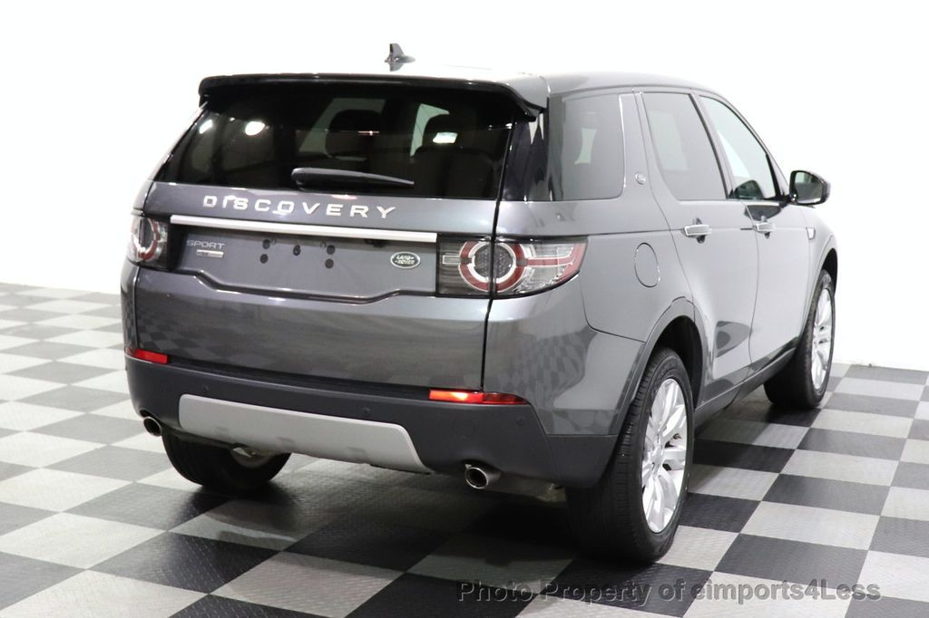 2016 Land Rover Discovery Sport CERTIFIED DISCOVERY SPORT HSE LUXURY 7 passenger AWD - 18587084 - 4