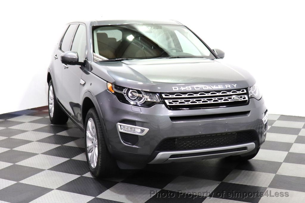 2016 Land Rover Discovery Sport CERTIFIED DISCOVERY SPORT HSE LUXURY 7 passenger AWD - 18587084 - 49