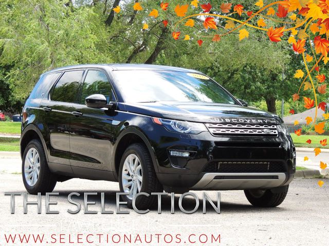 2016 Used Land Rover Discovery Sport HSE w/ Navigation & Driver Assist Plus  Pkg at The Selection Serving Kansas City & Topeka, KS, IID 19073652