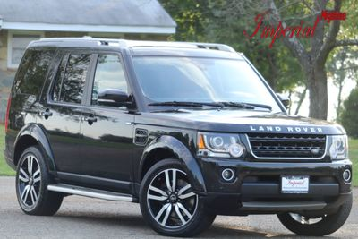 2016 Land Rover LR4 4WD 4dr HSE LUX Landmark Edition SUV
