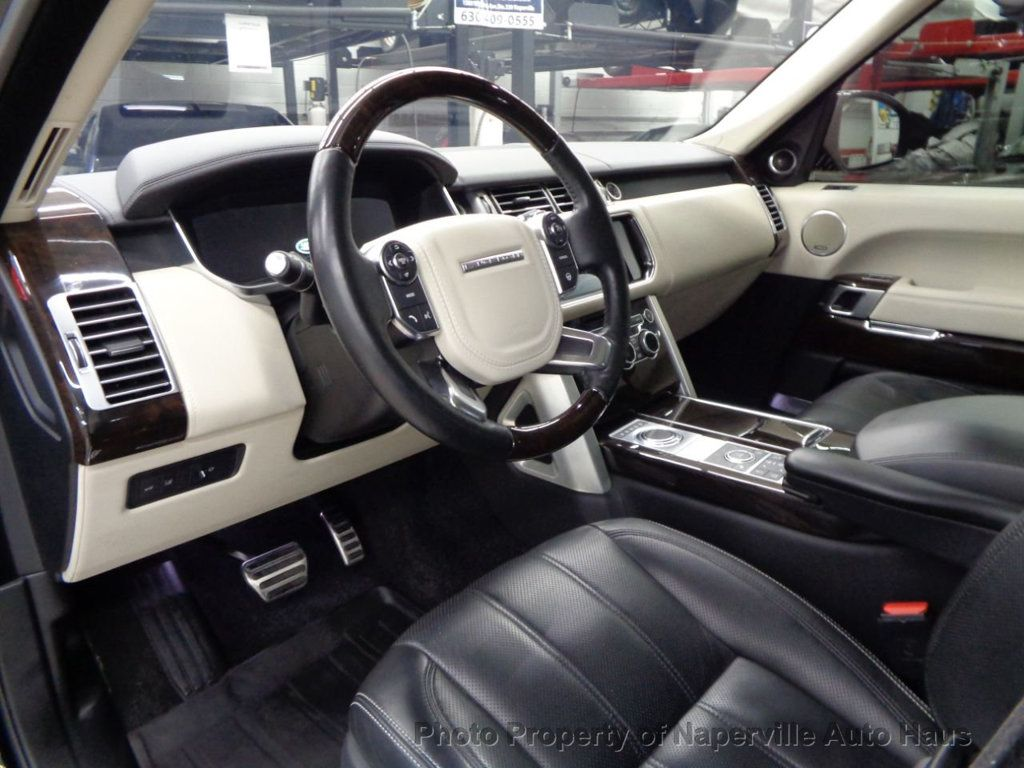 2016 Land Rover Range Rover 4WD 4dr Autobiography - 17996369 - 20