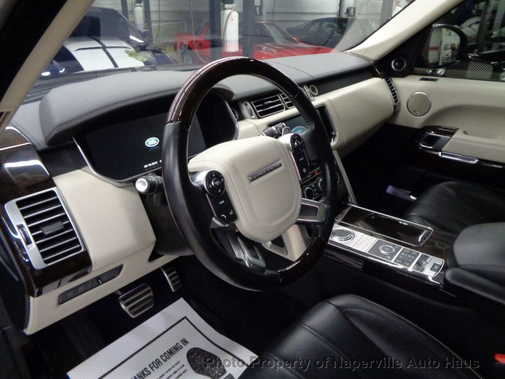 2016 Land Rover Range Rover 4WD 4dr Autobiography - 17996369 - 21