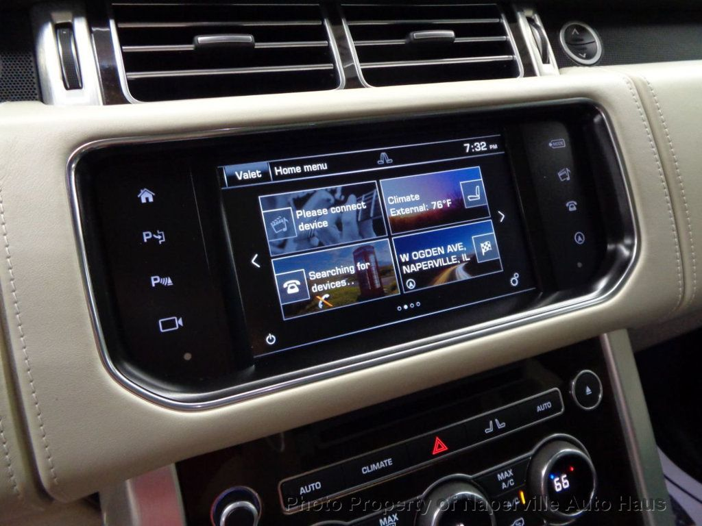 2016 Land Rover Range Rover 4WD 4dr Autobiography - 17996369 - 32