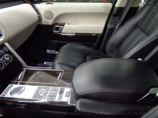 2016 Land Rover Range Rover 4WD 4dr Autobiography - Click to see full-size photo viewer