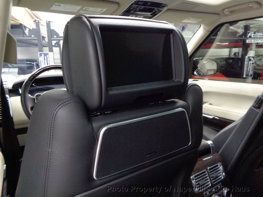 2016 Land Rover Range Rover 4WD 4dr Autobiography - 17996369 - 42