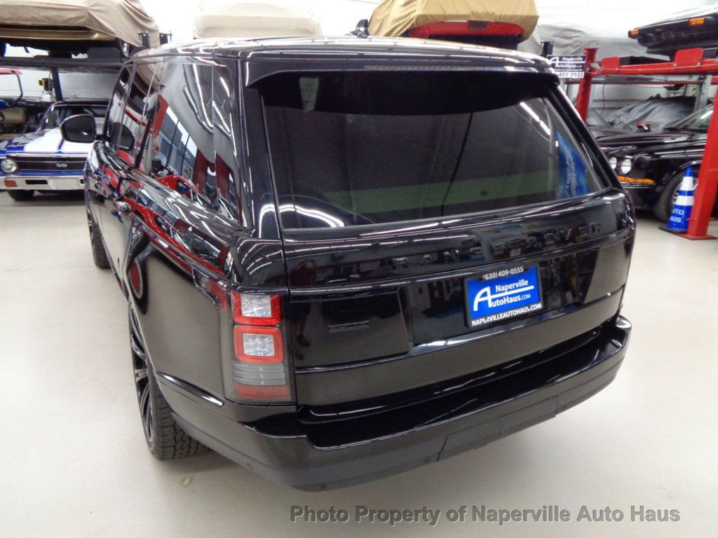 2016 Land Rover Range Rover 4WD 4dr Autobiography - 17996369 - 4