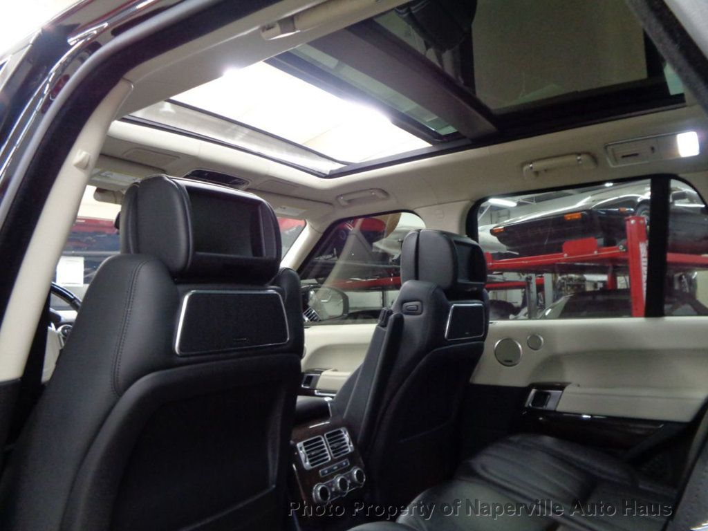 2016 Land Rover Range Rover 4WD 4dr Autobiography - 17996369 - 49